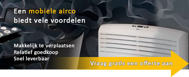 Mobiele airco of airconditioning